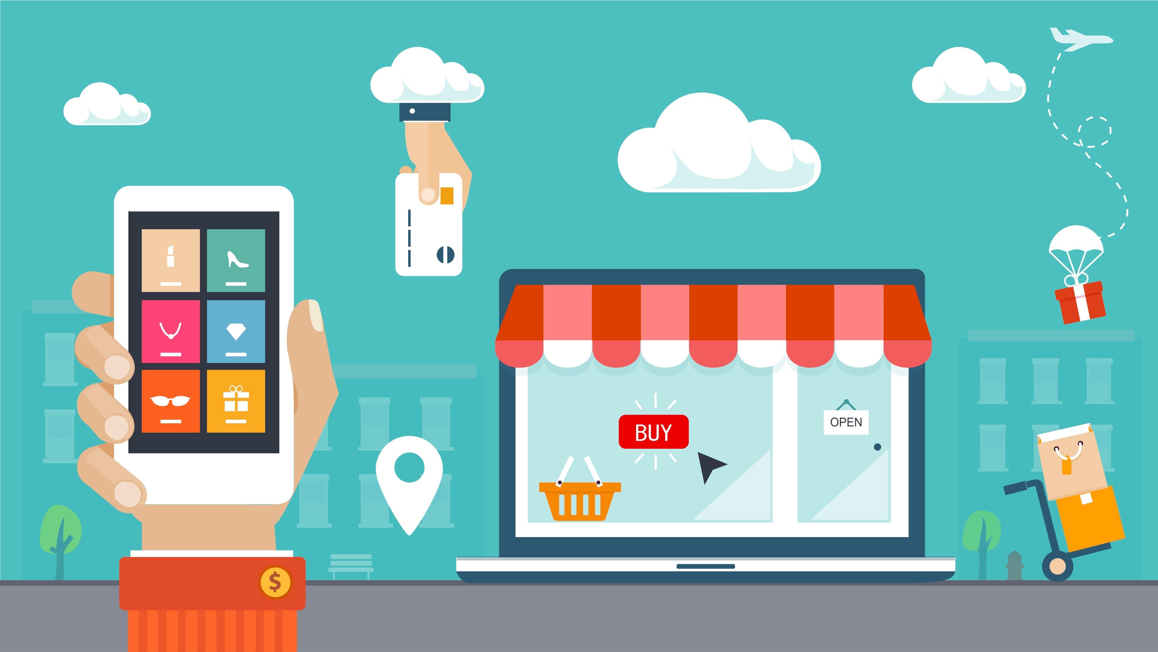 eCommerce Website Designing Company Patna